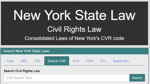 Article 2 – NY Civil Rights Law